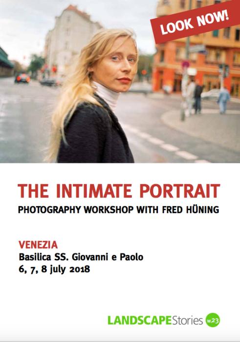 Workshop Fotografico Huning Venezia